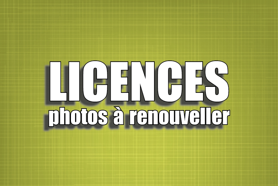 LICENCES PHOTOS