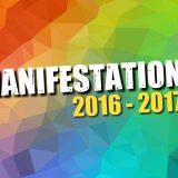 WP MANIFESTATIONS 2016-2017