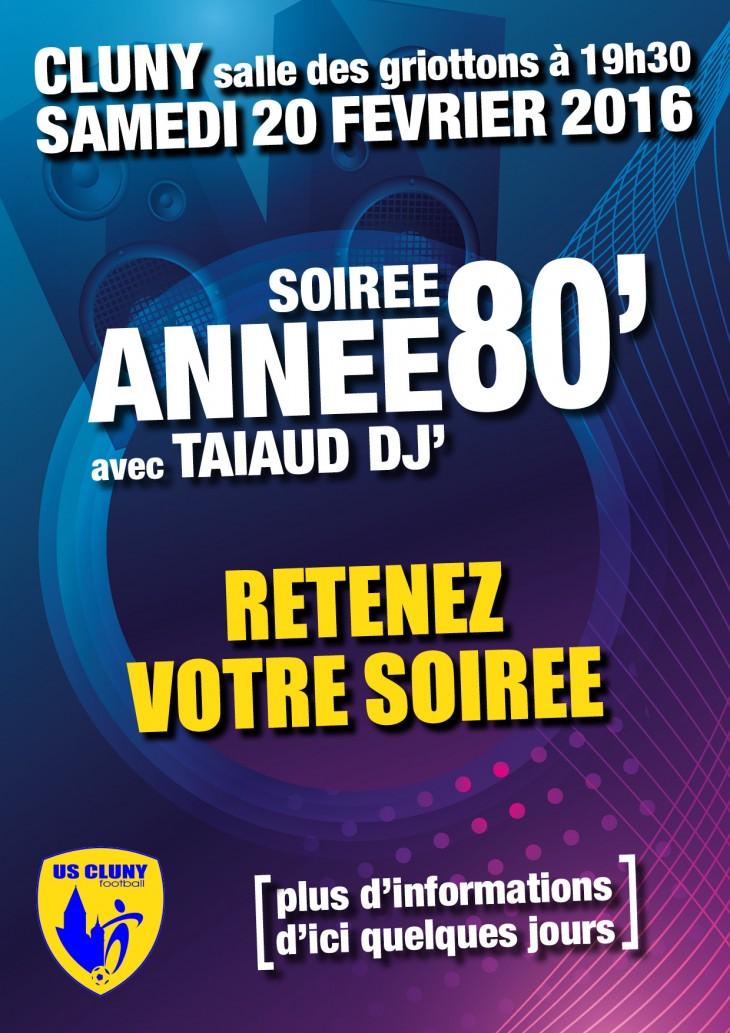 SOIREE ANNEE 80 2016 V01